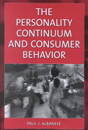The Personality Continuum and Consumer Behavior