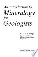 An Introduction to Mineralogy for Geologists