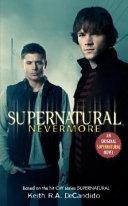 Supernatural  Nevermore Book