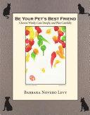 Be Your Pet's Best Friend