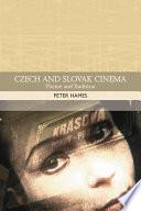 Czech and Slovak Cinema Book