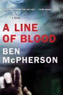 A Line of Blood Book