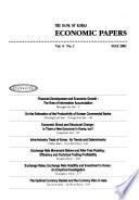 Economic Papers