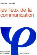 Les lieux de la communication