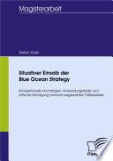 Situativer Einsatz der Blue Ocean Strategy