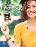 Loose Leaf Abnormal Psychology  Clinical Perspectives on Psychological Disorders