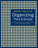 Organizing Plain & Simple Pdf/ePub eBook