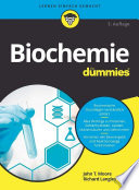 Öffnen Sie das Medium Biochemie für Dummies von Moore, John T. im Bibliothekskatalog