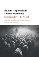 Human Dispersal and Species Movement - Seite i