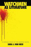 Watchmen as Literature [Pdf/ePub] eBook