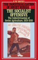 The Industrialisation of Soviet Russia 1  Socialist Offensive