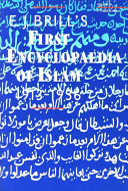 E.J. Brill's First Encyclopaedia of Islam 1913-1936
