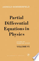 Partial Differential Equations In Physics Book PDF