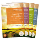 Celebrate Recovery Updated Participant s Guide Set  Volumes 1 4 Book