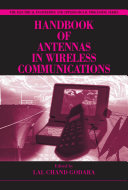 Handbook of Antennas in Wireless Communications