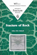 Fracture of Rock Book
