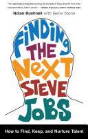 Pdf Finding the Next Steve Jobs