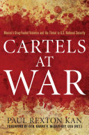 Pdf Cartels at War