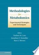 Methodologies for Metabolomics Book