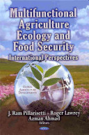 Multifunctional Agriculture  Ecology and Food Security