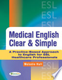 Medical English Clear Simple