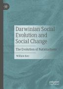 Darwinian Social Evolution and Social Change