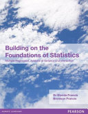 Building on the Foundations of Statistics  Pearson Original