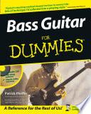 Bass Guitar For Dummies Book PDF