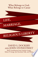 Life  Marriage  and Religious Liberty