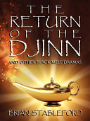 Pdf The Return of the Djinn and Other Black Melodramas Telecharger