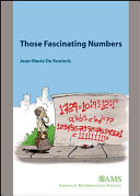 Those Fascinating Numbers Book