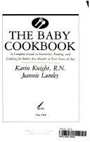 The Baby Cookbook