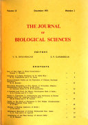The Journal of Biological Sciences