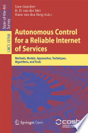 Autonomous Control for a Reliable Internet of Services