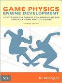 Game Physics Engine Development