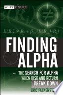 Finding Alpha