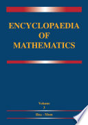 Encyclopaedia of Mathematics  : Volume 3 Heaps and Semi-Heaps — Moments, Method of (in Probability Theory)