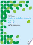 Case Studies  Insights on Agriculture Innovation 2016