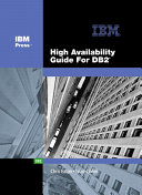 High Availability Guide to DB2