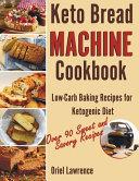 Pdf Keto Bread Machine Cookbook