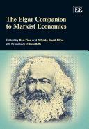 The Elgar Companion to Marxist Economics