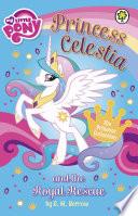 Princess Celestia and the Royal Rescue Book