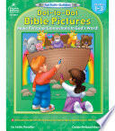 Dot to Dot Bible Pictures  Grades 1   3