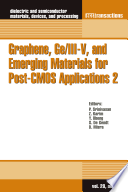 Graphene  Ge III V  And Emerging Materials For Post CMOS Applications 2