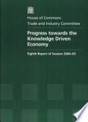 Progress Towards the Knowledge Driven Economy Book