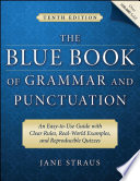 The Blue Book of Grammar and Punctuation Book PDF