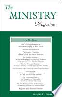 The Ministry Of The Word Vol 2 No 2