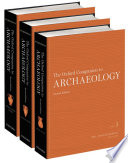 The Oxford Companion to Archaeology Book PDF