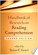 Handbook Of Research On Reading Comprehension Second Edition