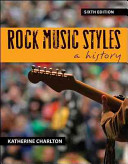 Rock Music Styles with Rhapsody Discount Card Book